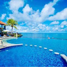 """Blue Point | Uluwatu | Bali  ••••••••••••••••••••••••••••••• By @ellchintya #DecorTravels #BluePoint #Uluwatu #Bali"""