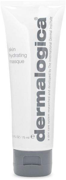 I love Dermalogica, and this is probably my favorite thing from them!  Amazing mask for ALL skin types - EVERYONE can use more hydration.  Hydrating skin is the key to preventing visible aging.  TIP:  On a hot summer day, stick it in the fridge or freezer shortly before use.  Then apply as an eye mask to decrease puffiness and bags! <3 <3 <3