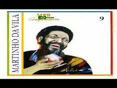 Martinho da Vila - Coleção MPB Compositores - CD Completo