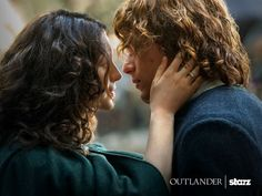 New Official Photo of Jamie and Claire in 'Outlander' Season Two | Outlander TV News