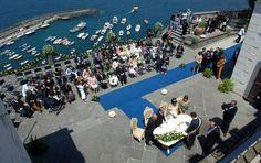 Villa Fondi wedding ceremony venue - Sorrento