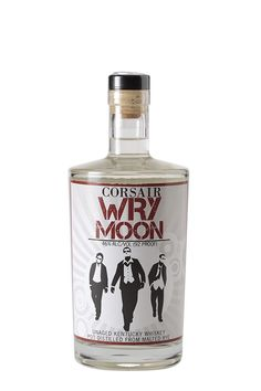 Corsair Wry Moon.If only this were around when Mad Men were drinking... By one look at the label it would be for them.  spiritedgifts.com