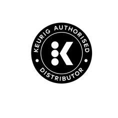 Keurig Authorized Distributor Logo UK