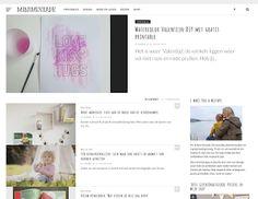 Minimixtape - De Ultieme Mama Blogs Lijst!