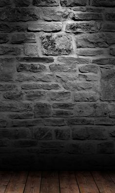 灰色のレンガの壁のiPhone壁紙   壁紙キングダム スマホ版