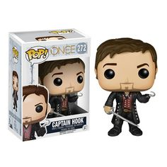 Once Upon a Time Captain Hook Pop! Vinyl Figure (Coming October 2015) - this will take you to a place you can preorder