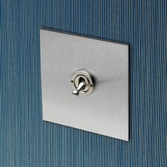 UK Stainless Steel Dolly Switch