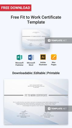 Blank Certificates Templates Free Download Amazing Free Death Certificate  Free Certificate Templates  Pinterest .