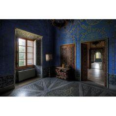 Alu Art | Lacour | Blauwe kamer