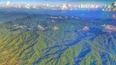 Trinidad mountains. Birdseye  View  ☺