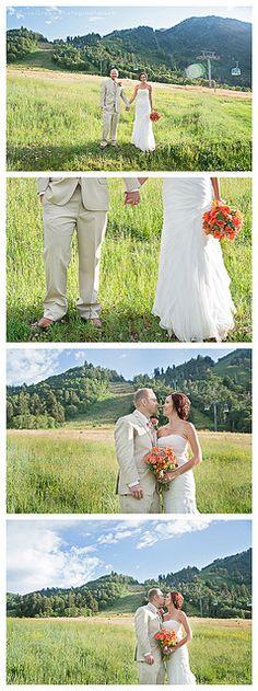 SnowBasin Mountain Resort Wedding Photography by Melissa Green #UtahWeddingPhotography #Snowbasin