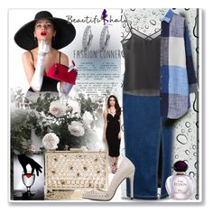 """""""BEAUTIFULHALO.COM-V-60"""" by ane-twist ❤ liked on Polyvore featuring Skinnydip, Christian Dior and beautifulhalo"""