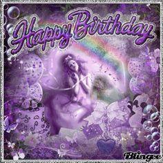 Happy Birthday~For Sylvie Bing