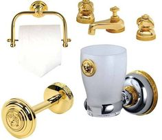 24 carat solid golden bathroom accessoires  exclusive custom made more models available for purchase, price from $1575 and more and  upon request ,mail for details art nr: 16102012-12