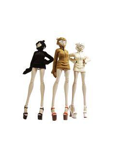 ThreeA The World of Isobelle Pascha Kuma Pascha Set $399.99