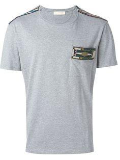 VALENTINO Beaded T-Shirt. #valentino #cloth #t-shirt