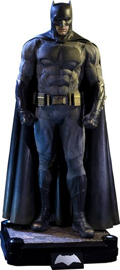 Batman v Superman Batman Polystone Statue