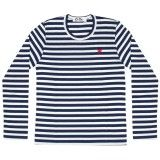 Play Little Red Heart Striped T-Shirt 85 pund