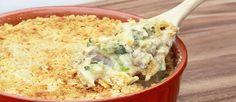 chicken casserole - good for the kids