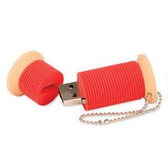 Thread Spool USB Drive