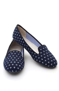 Nautical Loafers