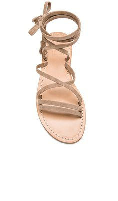 Shop for Capri Positano Pompeii Sandal in Taupe at REVOLVE. Free 2-3 day shipping and returns, 30 day price match guarantee.