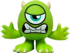 Amazon.com: Funko Disney / Pixar Mystery Mini Vinyl Figure Mike [Angry Face]: Toys & Games