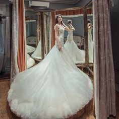 Breathtaking picture from our Shanghai Trunk Show @Monarca_Couture !