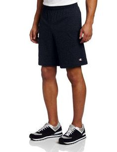 Champion Men's Jersey Short with Pockets, Granite Heather, XXX-Large: For more than 90 years, Champion athletic wear has outfitted athletes in authentic athletic apparel before, during and after the game. Gym Shorts, Sport Shorts, Jersey Shorts, Workout Shorts, New Champion, Running Pants, Running Wear, Mens Running, Athletic Outfits