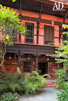Ahmedabad haveli, Ethnic Indian Décor, Heritage properties, Indian Heritage Home, Indian Inspired Décor, Kinnari Panikar home, traditional Indian home