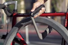 Grasp: The Bike Lock With Fingerprint Recognition