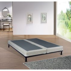 Continental Sleep Beige 5-inch Split Foundation Box Spring (75 to 79 Inches - 75 Inches and Up - King)