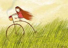 Alex T. Smith beautiful illustrations