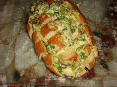Receita de Pão aperitivo
