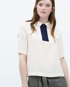 Discover the new ZARA collection online. Fashion Web Design, New Outfits, Fashion Outfits, Minimal Look, Golf Outfit, Women's Summer Fashion, Comfortable Outfits, Looking For Women, Clothes For Women