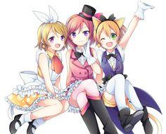 #lovelive_anime ラブライブ!