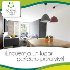 La vida se disfruta más desde un #apartamentopropio #vivrenlaestrella #borealtukana