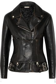 """Christopher KaneBelted leather jacket This is inspired, wish it came in Vegan """"leather"""""""