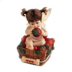 Little Berry Fairie - From Series One of the My Little Kitchen Fairies collection
