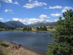 Lake Estes. Estes Park, Colorado: Small Town Spotlight - Hopper Blog