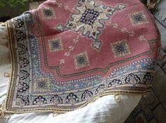 Cross Stitch Patterns, Crochet Patterns, Cross Stitching, Needlepoint, Needlework, Bohemian Rug, Carpet, Colours, Embroidery