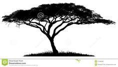 acaciaboom savanne kleurplaat - Google zoeken