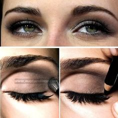 Natural-Makeup-Tips-for-Brown-Eyes