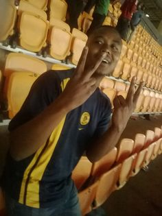Carling Black Label Cup at FNB Stadium 01 August 2015