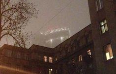 UFO, Hilton, Kiev