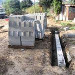 fondation mur agglos ou parpaing