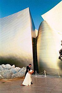 Walt Disney Concert Hall Los Angeles Wedding Venues 90012