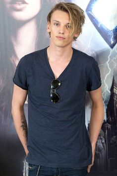 (FC: Jamie Campbell Bower) Hello! My name is Jamie, I'm 16 and single. That's about it...