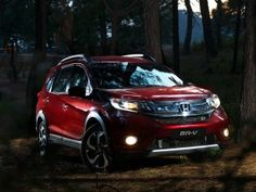 Honda's Much-Awaited SUV – The BR-V, Launching In India: Dates Confirmed!