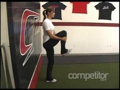 This edition of Monday Minute introduces an exercise that will help to increase hip flexor strength. By strengthening the deep hip flexor muscle known as the psoas, you can increase stride length and reduce injury! Hip Pain, Back Pain, Hip Flexor Exercises, Stretches, Psoas Release, Tight Hip Flexors, Psoas Muscle, Shoulder Muscles, Tight Hips